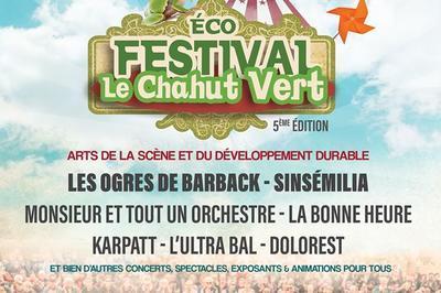 Festival Le Chahut Vert 2020
