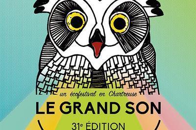 Festival Le Grand Son - Pass 3jours à Saint Pierre de Chartreuse