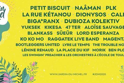 Festival Le Jardin Du Michel 2020