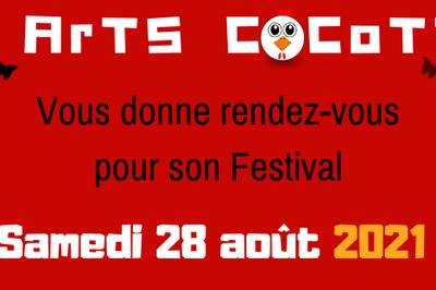 Festival Les Arts Cocottes 2021