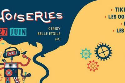 Festival Les Bichoiseries-P.1 Jour à Cerisy Belle Etoile