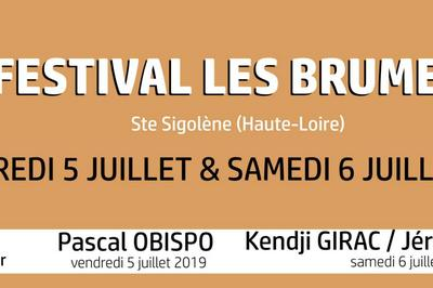 Kendji Girac / Jérémy Frérot à Sainte Sigolene