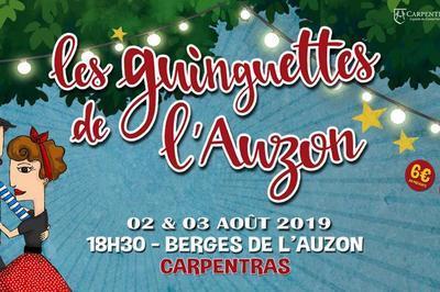 Festival Les Guinguettes De L'Auzon 2019