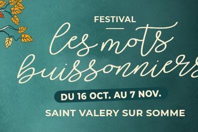 Festival Les mots buissonniers 2021