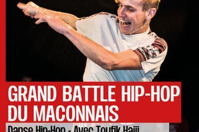 Festival Les Scènes Pop|grand Battle Hip -hop Du Maconnais |