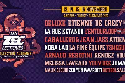 Festival Les Z'Eclectiques automne 2019
