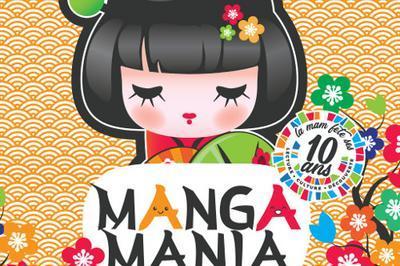 Festival Mangamania 2018