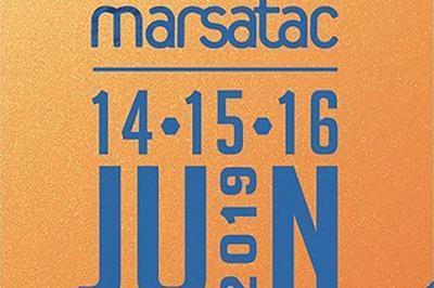 Festival Marsatac 2019-Pass 2 J à Marseille