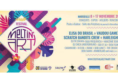 Festival Meltin'art 2018