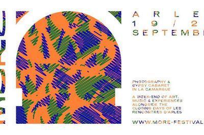 Festival MORE - Arles 2019
