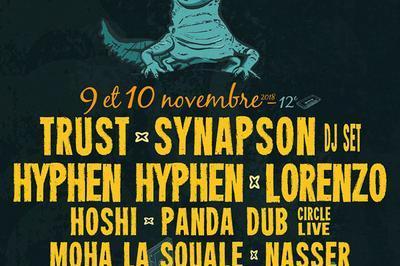 Trust Synapson Nasser Hoshi à Saint Jacut les Pins