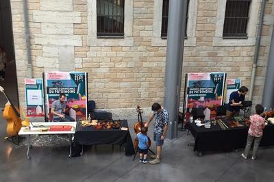 Festival Music'ly - Salon Du Patrimoine Musical à Lyon