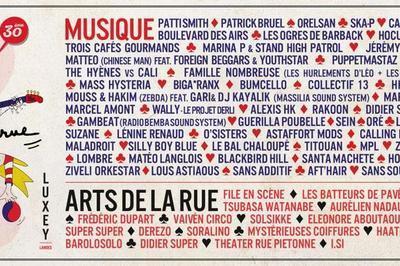 Festival Musicalarue 2019