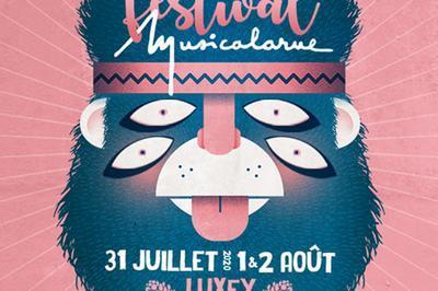 Festival Musicalarue 2020 Pass 3 jours à Luxey
