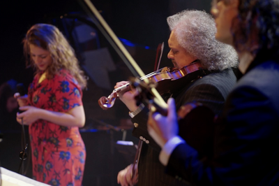 Festival Musiques Vivantes - Julie Jaroszewski, Roby Lakatos & Friends à Randan