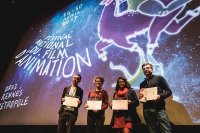 Festival National du Film d'Animation 2018