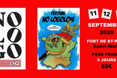 Festival Nologo Bzh - Pass 3 Jours + Camping à Saint Pere Marc en Poulet