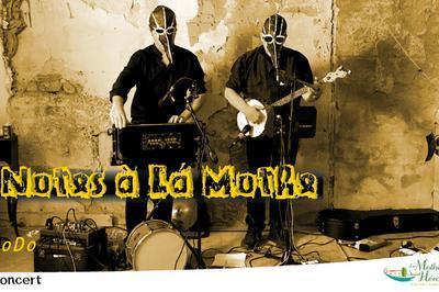 Festival Notes à La Mothe : Odo à La Mothe saint Heray