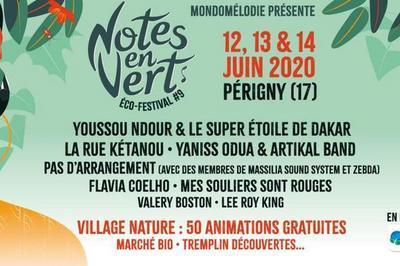 Festival Notes En Vert 2020
