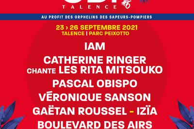 Iam, Boulevard des Airs, Caravan Palace à Talence