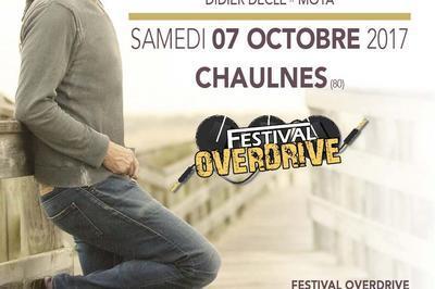 Festival Overdrive avec Michael Jones à Chaulnes