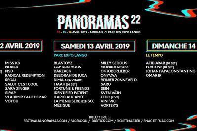 Festival Panoramas # 22 - Pass 2j à Morlaix
