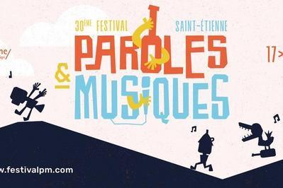 Festival Paroles & Musiques 2021