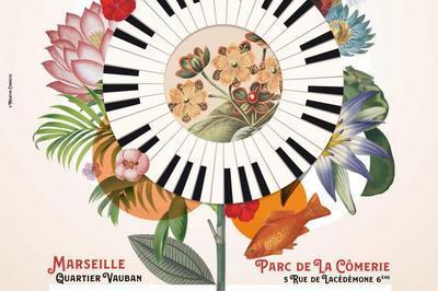 Festival Piano en Fleurs 2021