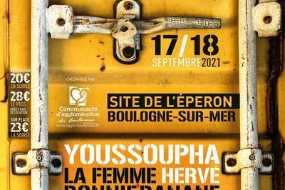 Festival Poulpaphone- Vendredi à Boulogne sur Mer