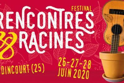 Festival Rencontres Et Racines à Audincourt