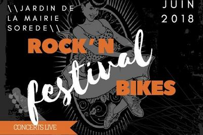 Festival rock'n bikes 2018