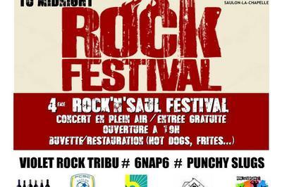 Festival Rock'N Saul à Saulon la Chapelle