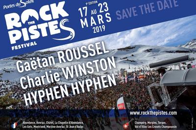 Festival Rock The Pistes 2019