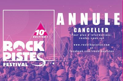 Festival Rock The Pistes 2020
