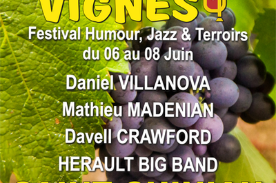 Festival Scènes dans les Vignes 2019