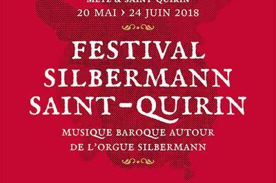 Orgues, Orchestre et chant autour des cantates de Bach à Saint Quirin