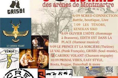 Festival solidaire des arènes de Montmartre 2017
