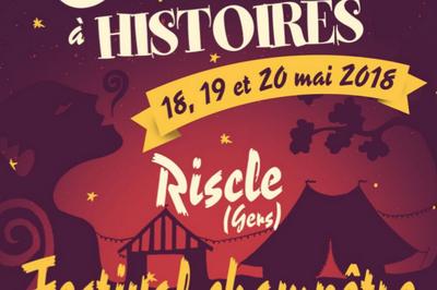 Festival Spirale à Histoires 2018