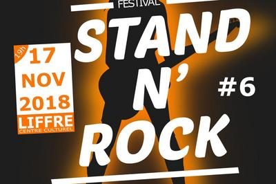 Festival Stand and rock à Liffre