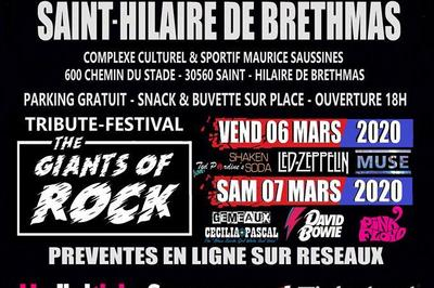 Festival The Giants Of Rock 2020