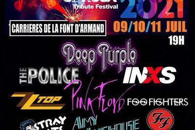 Festival The Giants Of Rock : Pass 09 & 10 Juillet 2021 à Sussargues