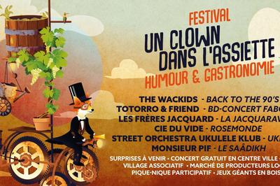 Festival un Clown dans l'Assiette 2021