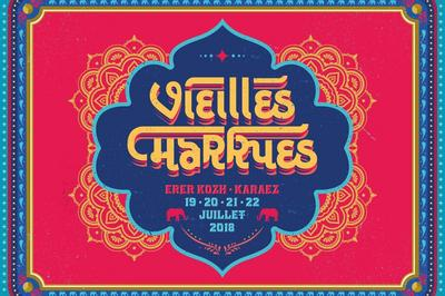 Festival Vieilles Charrues - 3 Jours à Carhaix Plouguer