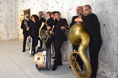 Haidouti Orkestar au Festival voyage au coeur de l'été , Amiens