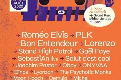 Festival Woodstower 2020 - Pass S+D à Vaulx en Velin