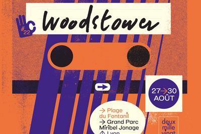 Festival Woodstower 2020 - Pass 3j à Vaulx en Velin