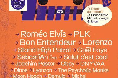 Festival Woodstower 2020 - Samedi à Vaulx en Velin