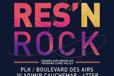 Festival Yzeures'n'rock 2021