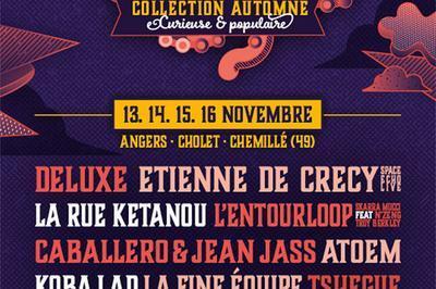 Deluxe, Arnaud Rebotini, La Rue Kétanou à Chemillé