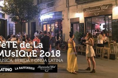Fête 100% Latine à Montpellier